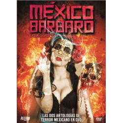 Pack México bárbaro  (1 y 2) - DVD