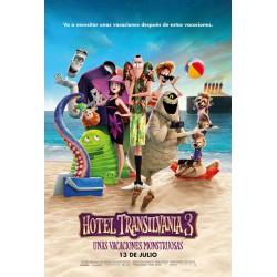 Hotel Transilvania 3: Unas vacaciones monstruosa - DVD