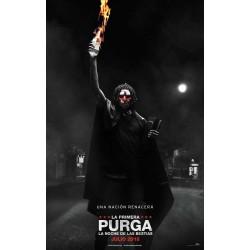 La primera purga: La noche de las bestias  (BD+DVD metal) - BD