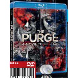 Pack: La Purga 1-4 - DVD