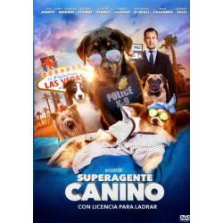 Superagente canino - BD