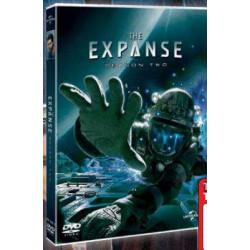 The expanse (2ª temporada) - DVD