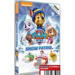 Paw patrol 17: La patrulla en la nieve - DVD