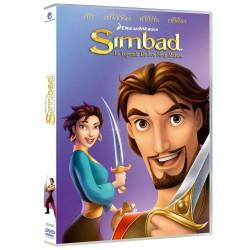 Simbad - La leyenda de los siete mares - DVD