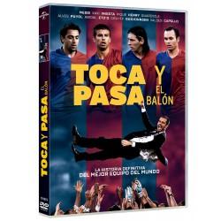 Barça, toca la bola, pasa la bola - DVD