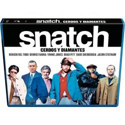 Snatch - Cerdos y Diamantes - Edición Horizontal - BD