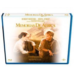 Memorias de Africa - Edición Horizontal - BD