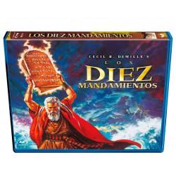 Los diez mandamientos - Edición Horizontal - BD