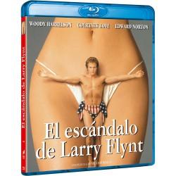 El escandalo de Larry Flynt - BD