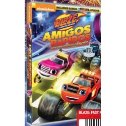 Blaze y los Monster Machines: Amigos rápidos - DVD