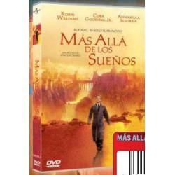 Más allá de los sueños - DVD