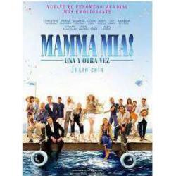 Mamma Mia: Una y otra vez - DVD