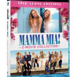Pack: Mamma Mia 1 + Mamma Mia 2 - BD