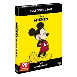 Pack Mickey 90º Aniversario - DVD