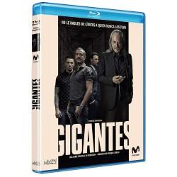 Gigantes - Temporada 1 - BD