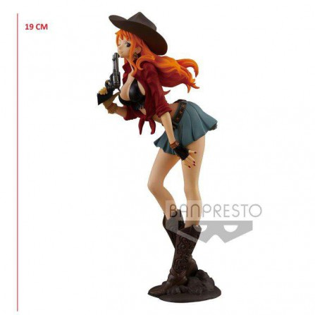 Figura Nami Treasure Cruise