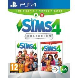 Sims 4 Perros y Gatos Colección - PS4