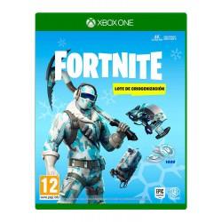 """Fortnite """"Criogenizacion"""" +1.000 Pavos (DLC) - Xbox one"""