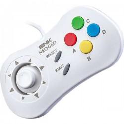 Gamepad Neo Geo Mini Blanco - Retro
