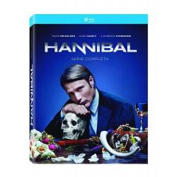 Hannibal - Serie Completa - Temporadas 1 a 3 - BD