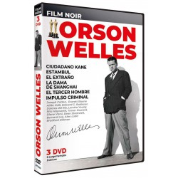 Film Noir Orson Welles - DVD
