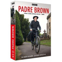Padre Brown - Temporadas 1 y 2 - DVD