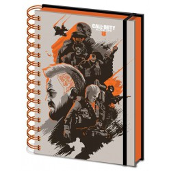 Call of Duty Black Ops IV Notebook