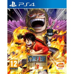 One Piece Pirate Warriors 3 Hits - PS4