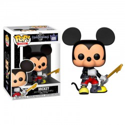 Funko Pop Mickey (Kingdom Hearts 3)