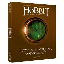 El hobbit: un viaje inesperado  - iconic - BD