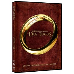 Las dos torres ediciÓn extendida - DVD