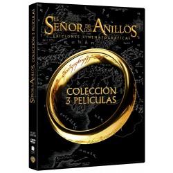 TrilogÍa el seÑor de los anillos cinematogrÁfica - DVD