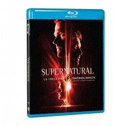 Sobrenatural (13ª temporada)  - DVD