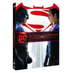 Batman Vs Superman Edición 2018 - DVD