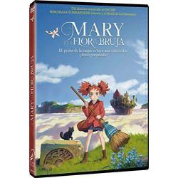 Mary y la flor de la bruja - DVD