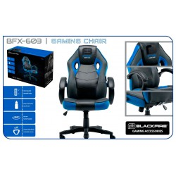 Silla Gaming BFX-603 Blackfire - PS4
