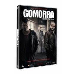 Gomorra (2ª temporada) - DVD