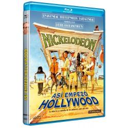 Así empezó Hollywood - BD