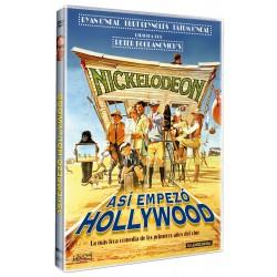 Así empezó Hollywood