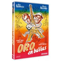 Oro en barras - DVD