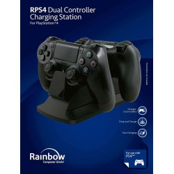 Cargador Doble Dual - PS4