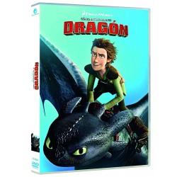 Como entrenar a tu dragon (dvd) - DVD