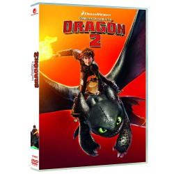 Como entrenar a tu dragon 2 (dvd) - DVD