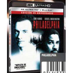 Philadelphia (UHD + BD)