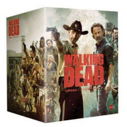 The Walking Dead  (1ª a 8ª temporadas) - DVD