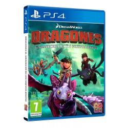 Dragones - El amanecer de los nuevos jinetes - PS4
