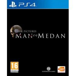 The Dark Pictures - Antología Man of Medan - PS4