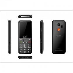 "Telefono 2.4"" Qubo Xeus Negro"
