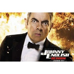 Johnny English (Pack 1-3) - DVD