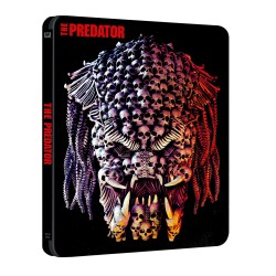 Predator (Steelbook) - BD